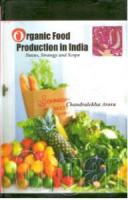 Organic Food Production in India