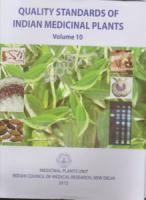 Quality Standards of Indian Medicinal Plants : Vol. 10
