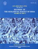 Records of the Geological Survey of India, Vol. 142. Part II