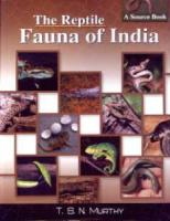The Reptile Fauna of India : A Source Book