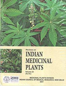 Reviews on Indian Medicinal Plants: Volume 23 (Ra - Ru)