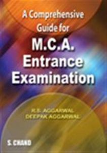 A Complete Guide For M. C. A. Entrance Exam.