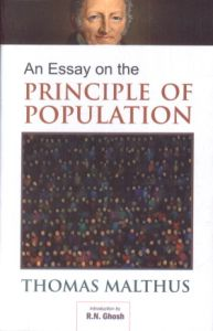 thomas malthus essays on population Essay service feedback thomas malthus an essay on the principle of population christi adams masters thesis short persuasive essays.