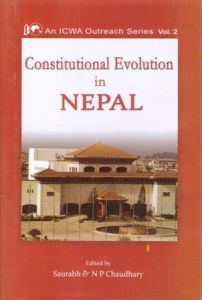 Constitutional Evolution in Nepal
