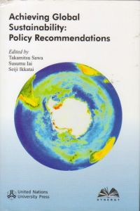 Achieving Global Sustainability: Policy Recommendations