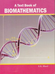 A Text Book of Biomathematics