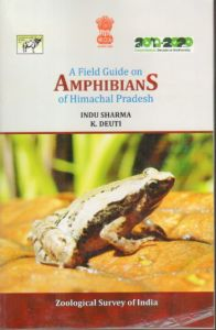 A Field Guide on Amphibians of Himachal Pradesh