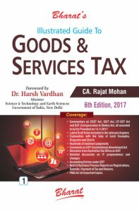 Illustrated Guide to Goods and Service Tax (2 Vols-Set)