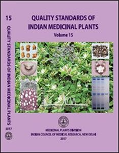 Quality Standards of Indian Medicinal Plants : Vol. 15