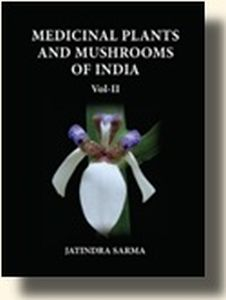 Medicinal Plants and Mushrooms of India (2 Vols-Set)