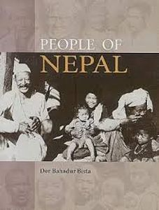 People of Nepal/Dor Bahadur Bista