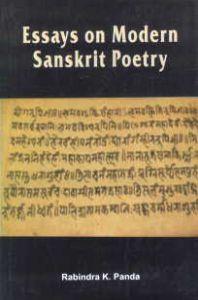 Essays on Modern Sanskrit Poetry/Rabindra K. Panda