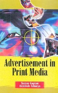 Advertisement in Print Media