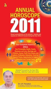 Annual Horoscope 2011