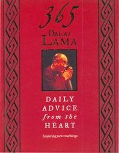 365 Dalai Lama Daily : Advice from the Heart